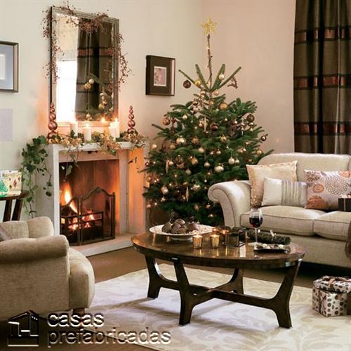 Empieza la navidad y año nuevo desde ya decorando tu sala (34)