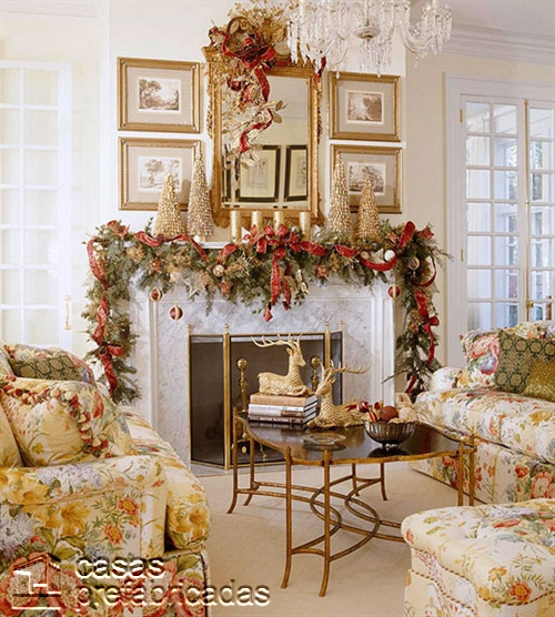 Empieza la navidad y año nuevo desde ya decorando tu sala (4)