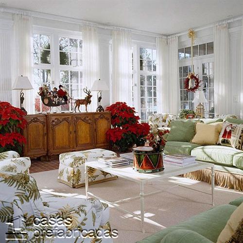 Empieza la navidad y año nuevo desde ya decorando tu sala (6)