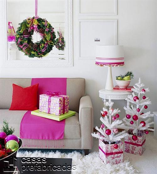 Empieza la navidad y año nuevo desde ya decorando tu sala (10)