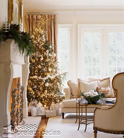 Empieza la navidad y año nuevo desde ya decorando tu sala (12)