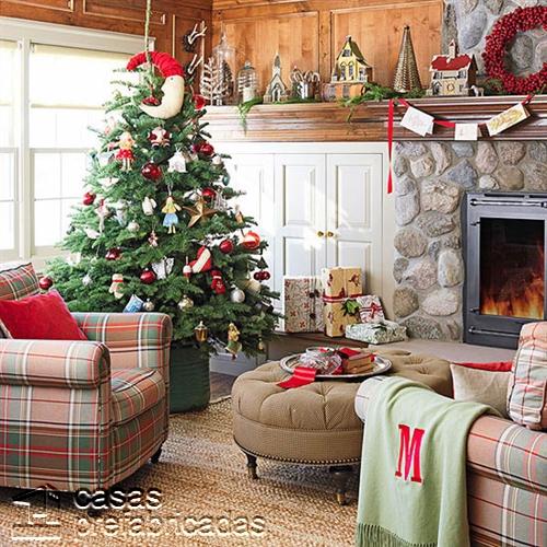 Empieza la navidad y año nuevo desde ya decorando tu sala (20)