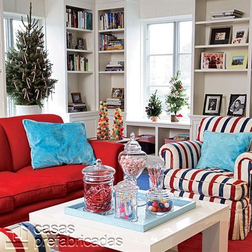 Empieza la navidad y año nuevo desde ya decorando tu sala (24)