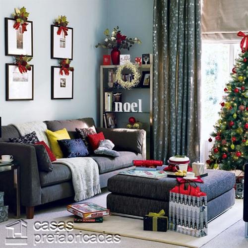 Empieza la navidad y año nuevo desde ya decorando tu sala (30)