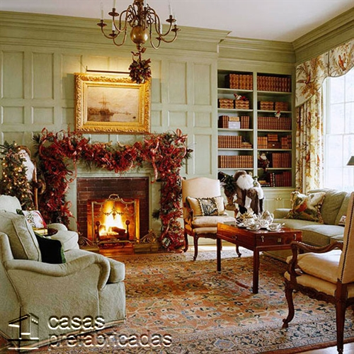 Empieza la navidad y año nuevo desde ya decorando tu sala (5)