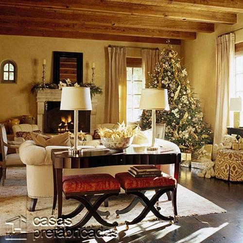 Empieza la navidad y año nuevo desde ya decorando tu sala (7)