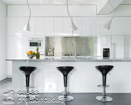 Moderna adición duplex en apartamento de Montreal (4)