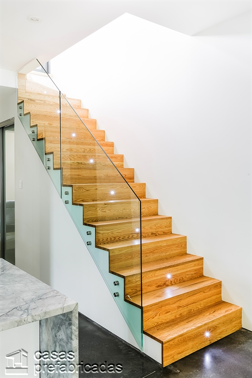 Moderna adición duplex en apartamento de Montreal (7)