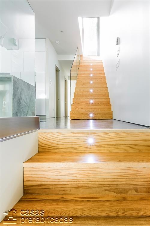 Moderna adición duplex en apartamento de Montreal (8)