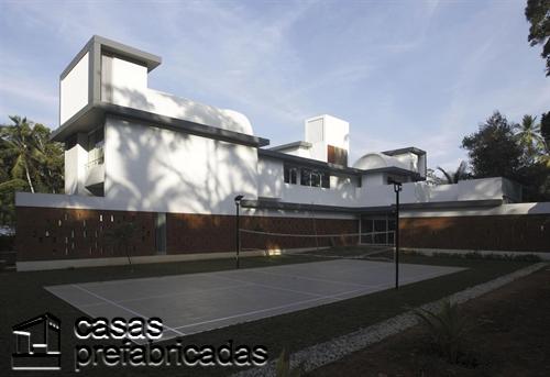Una obra que si puede cautivar tu atención, India LIJO RENY Architects (2)