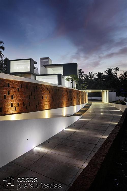 Una obra que si puede cautivar tu atención, India LIJO RENY Architects (4)