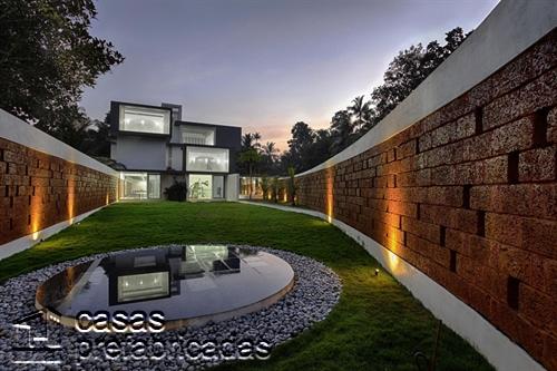 Una obra que si puede cautivar tu atención, India LIJO RENY Architects (7)