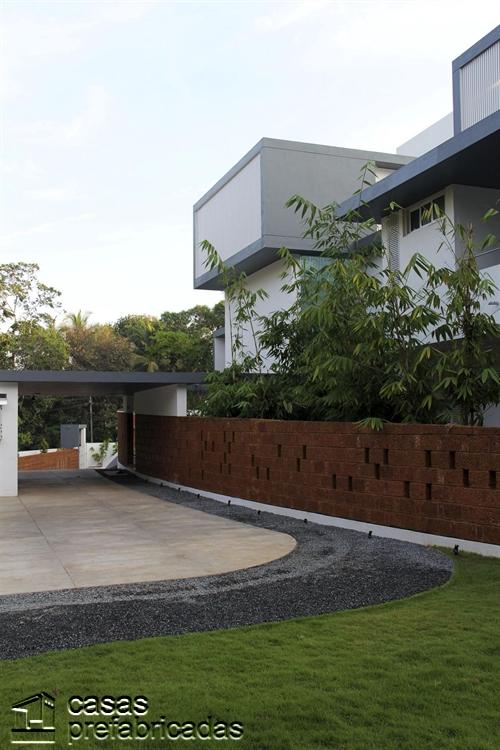 Una obra que si puede cautivar tu atención, India LIJO RENY Architects (14)