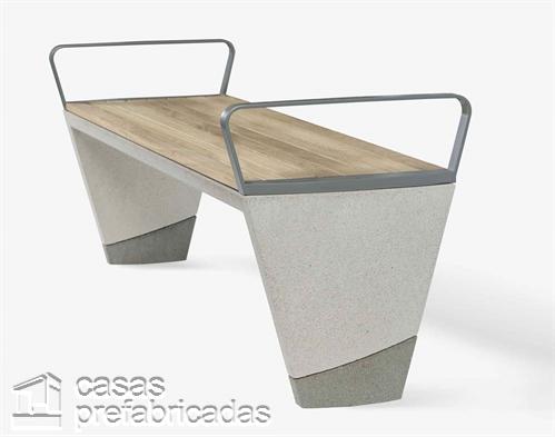 Woodhouse y su fina y delicada colección de mueblería de concreto para exteriores (3)