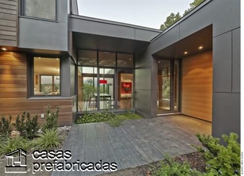 300 m2 T- House en Canadá por Natalie Dionne Architecture (2)