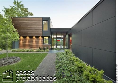 300 m2 T- House en Canadá por Natalie Dionne Architecture (6)
