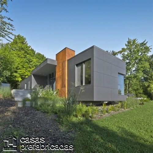 300 m2 T- House en Canadá por Natalie Dionne Architecture (3)