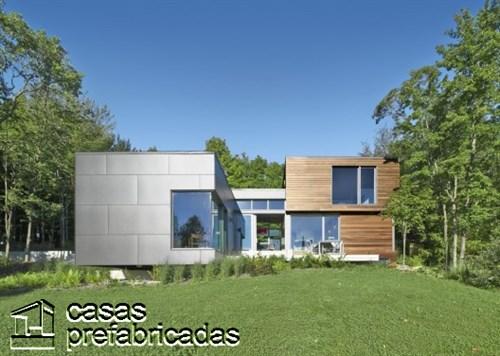 300 m2 T- House en Canadá por Natalie Dionne Architecture (4)
