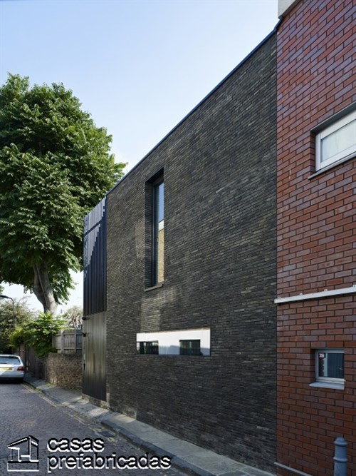 Caja Negra por arquitectos Form_art en Hackney, Londres, Reino Unido (1)