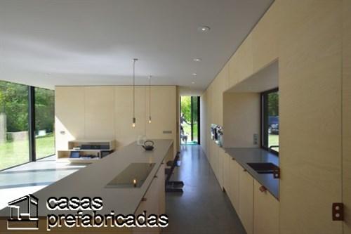 Casa Espejo por Johan Selbing + Anouk Vogel en Holanda (1)