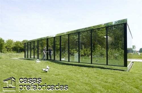 Casa Espejo por Johan Selbing + Anouk Vogel en Holanda (2)