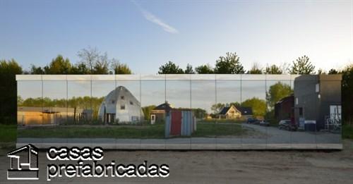 Casa Espejo por Johan Selbing + Anouk Vogel en Holanda (3)