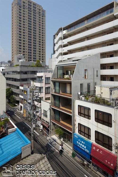 El edificio de los pastos por Ryo Matsui Architects (1)
