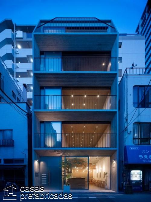 El edificio de los pastos por Ryo Matsui Architects (2)