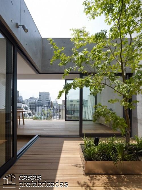 El edificio de los pastos por Ryo Matsui Architects (4)