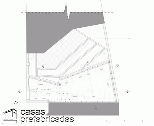 Estudio Verde de Fraher Arquitectos Londres Reino Unido (1)