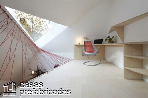Estudio Verde de Fraher Arquitectos Londres Reino Unido (4)