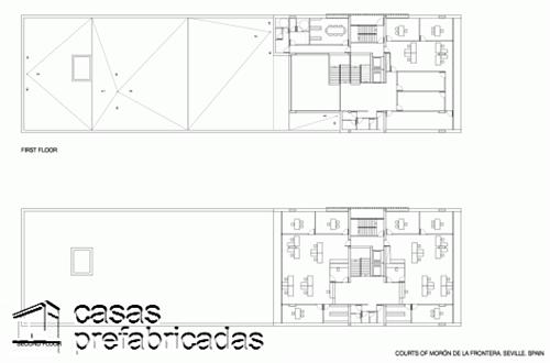 Juzgados Moron De La Frontera facilitados por Daroca Arquitectos  (1)