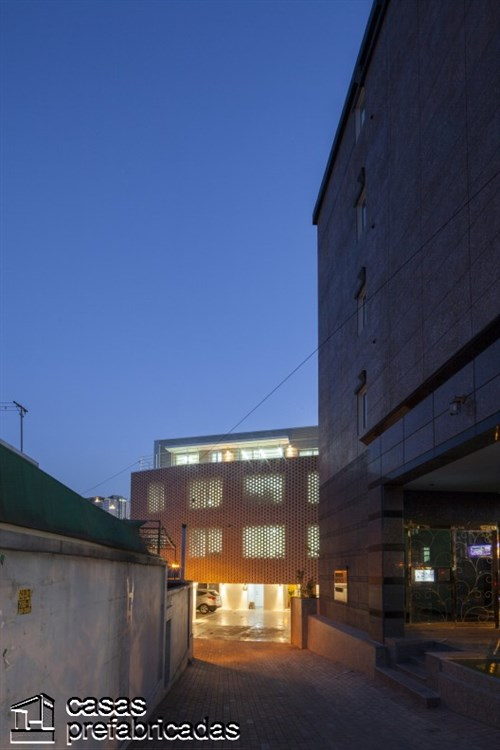 Residencia con un Patio creatividad a cargo de Smart Arquitectos (1)