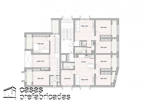 Residencia con un Patio creatividad a cargo de Smart Arquitectos (2)