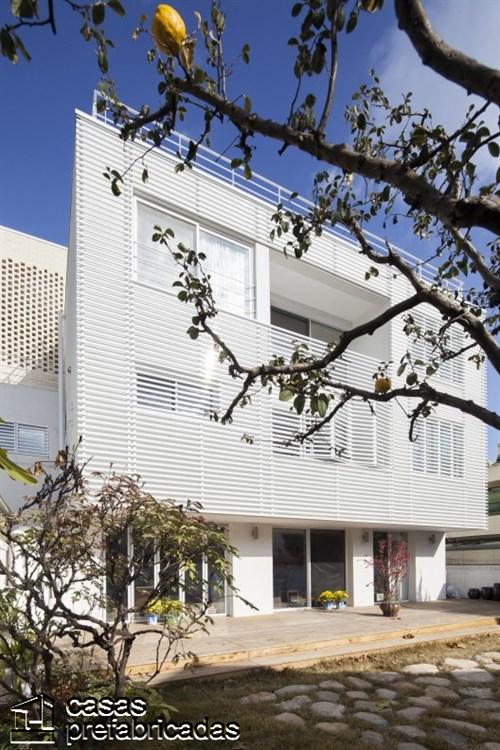 Residencia con un Patio creatividad a cargo de Smart Arquitectos (4)