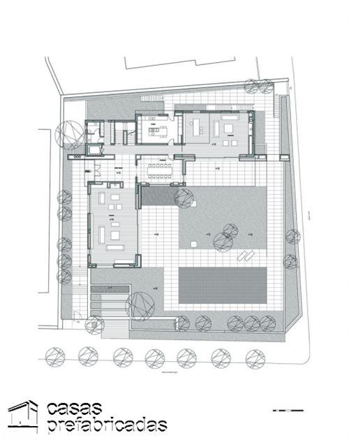 Casa Psychico creación de Iro Bertaki , Christina Loukopoulou y Costis Paniyiris en Atenas Grecia (1)