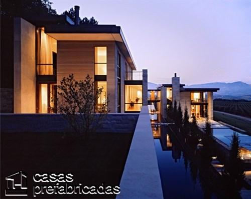 La Sonoma Vineyard Estate por Aidlin Darling Design EEUU (2)