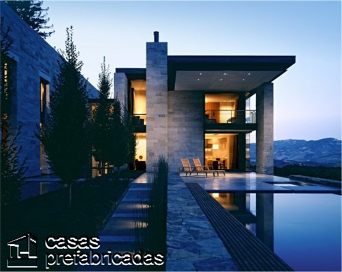 La Sonoma Vineyard Estate por Aidlin Darling Design EEUU (3)
