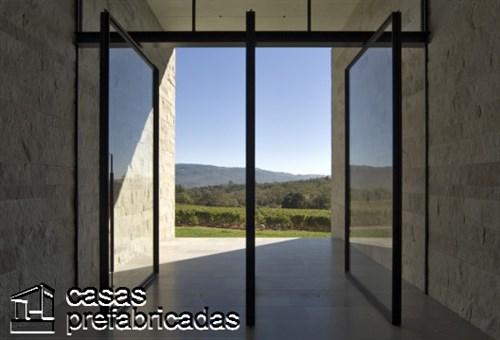 La Sonoma Vineyard Estate por Aidlin Darling Design EEUU (5)