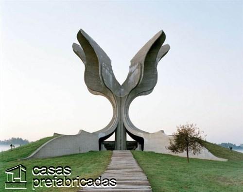 Monumentos durante la guerra en la antigua Yugoslavia (8)