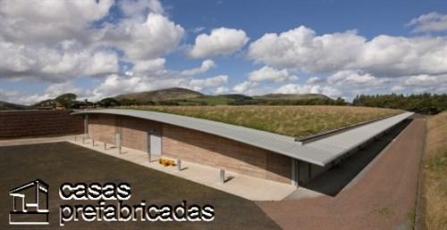 Planta de Agua Potable creada por BDP Professions en Edimburgo (2)