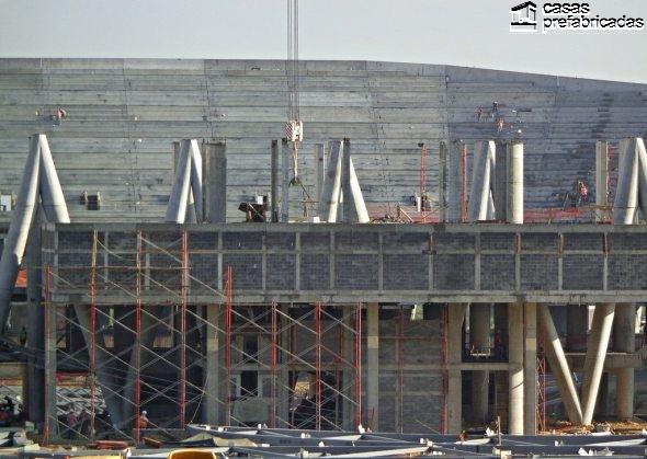 El nuevo estadio de los rayados del Monterrey (14)