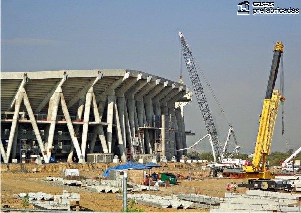 El nuevo estadio de los rayados del Monterrey (16)