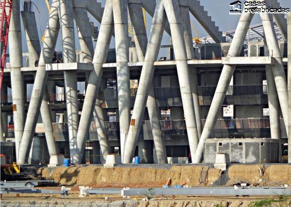 El nuevo estadio de los rayados del Monterrey (17)