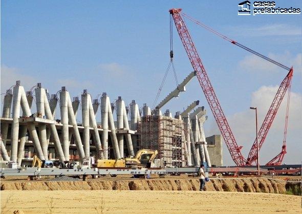 El nuevo estadio de los rayados del Monterrey (18)