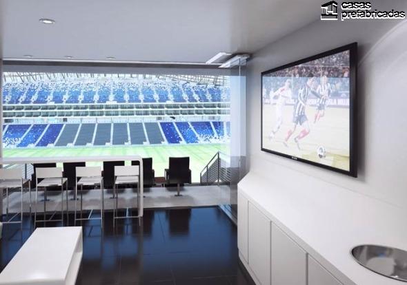 El nuevo estadio de los rayados del Monterrey (24)