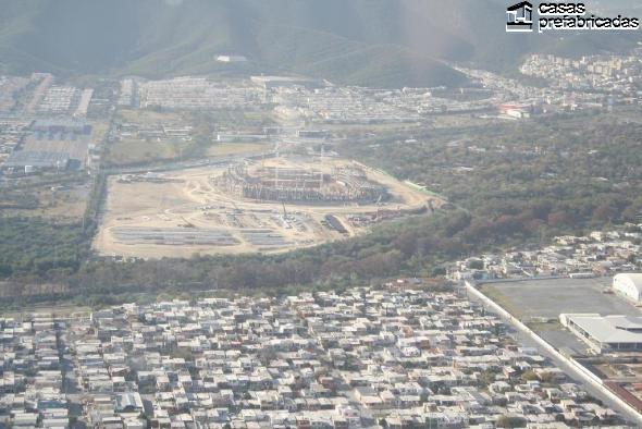 El nuevo estadio de los rayados del Monterrey (28)