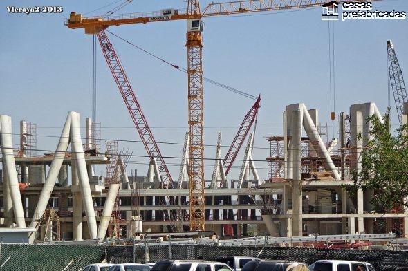 El nuevo estadio de los rayados del Monterrey (29)
