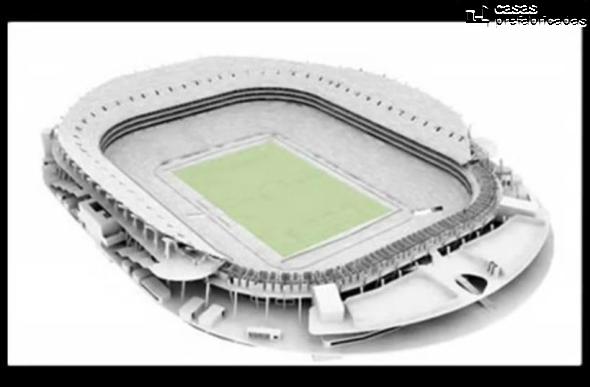 El nuevo estadio de los rayados del Monterrey (30)