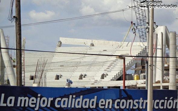 El nuevo estadio de los rayados del Monterrey (33)
